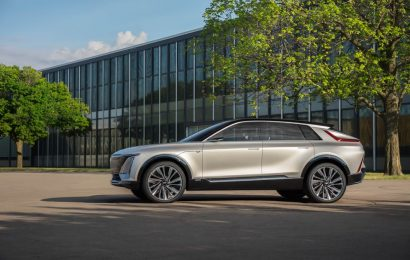 2023 Cadillac Lyriq Revealed