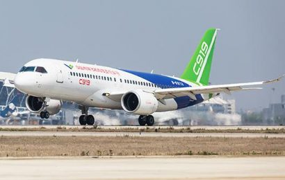 Comac C919: A Competitor to Airbus and Boeing