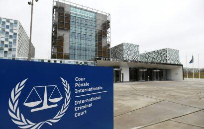 U.S. Sanctions Top International Criminal Court Prosecutor