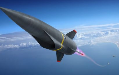 Hypersonic Weapons from Lockheed and Raytheon