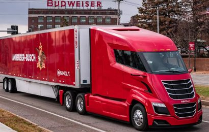 General Motors takes $2 billion stake in waporware company Nikola