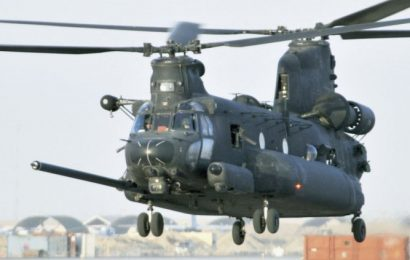 Germany walks away from Lockheed, Boeing cargo helicopter offers