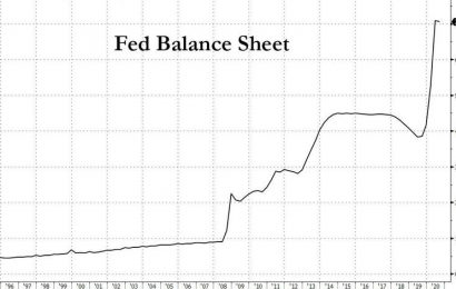 FED's Neel Kashkari Says Another $3.5 Trillion In Another QE Needed