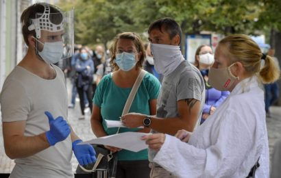Slovakia Aims To Test All 5 Million Citizens In New Approach To Combating Pandemic