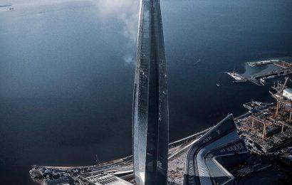 Lakhta Center – Skyscraper Of The Year
