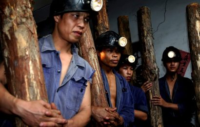 AAA-Rated Chinese State-Owned Coal Miner Defaulted