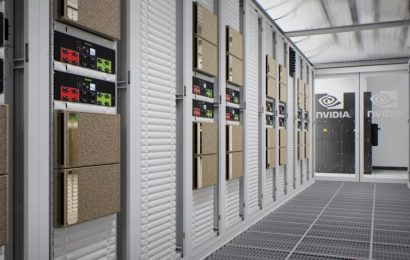 Nvidia now powers a majority of the world's top 500 supercomputers