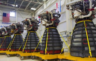 Lockheed Martin acquires rocket engine maker Aerojet Rocketdyne for $4.4 Billion