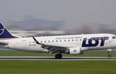 Letecká linka Ostrava – Praha