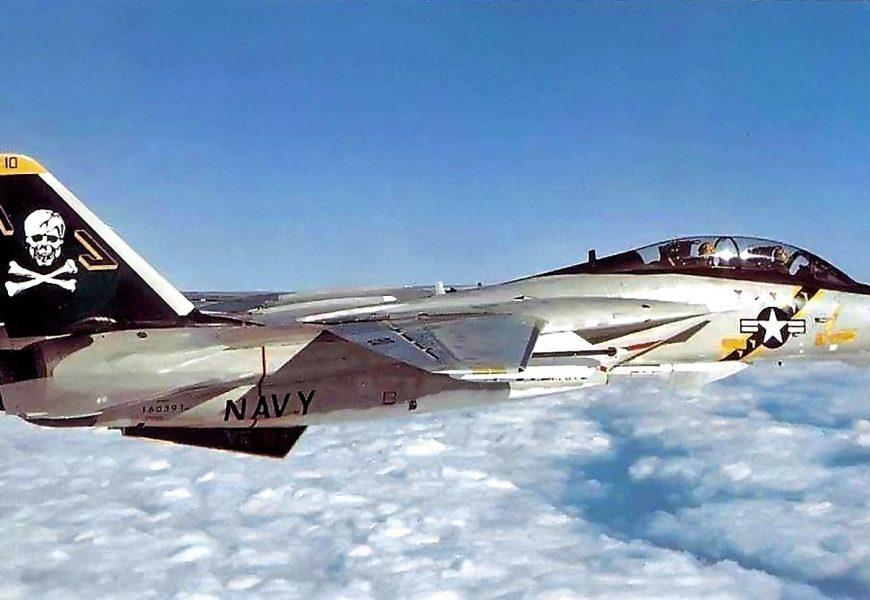Grumman F-14 Tomcat oslaví padesátiny