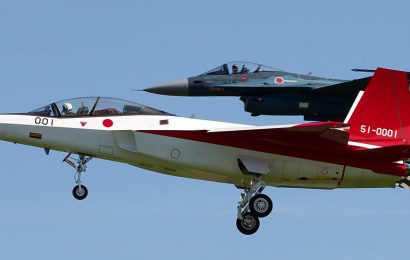 Japan Plans To Spend $48 Billion To Field F-X Stealth Fighters By 2035