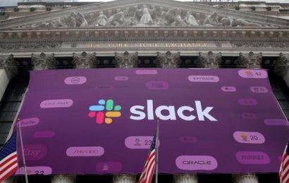 Salesforce kupuje Slack za 27,7 mld. dolarů