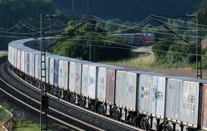 Německo: Zákaz jízdy hlučných vagónů