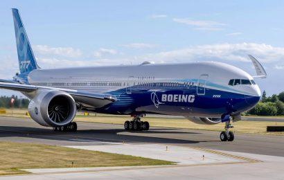 Boeing zaznamenal prudký pokles dodávek