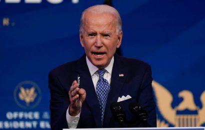 "Biden Calls For ""Trillions"" In Fiscal Stimulus"