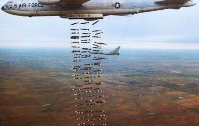 Biden Is 3rd Successive U.S. President To Bomb Syria