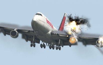 Odpadávající díly z Boeingu zranily 2 osoby