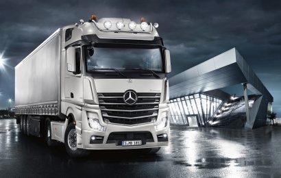 Daimler plánuje IPO divize nákladních vozů
