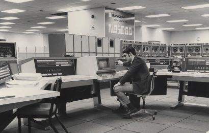 NASDAQ slaví 50 let