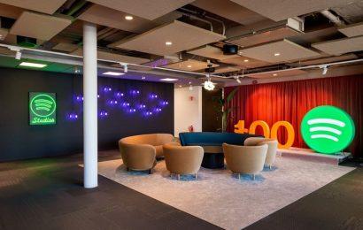 Spotify umožní svým zaměstnancům pracovat odkudkoli