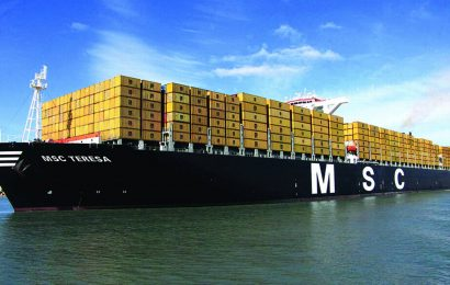 Trans-Pacific Trade At Max-Capacity Ceiling