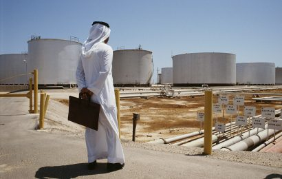 ARAMCO's 2020 Profits Fell By 44%