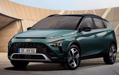 Hyundai Bayon startuje od 350.000 Kč