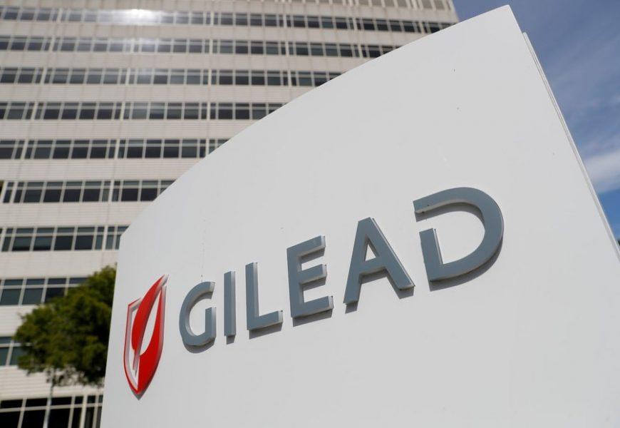 Gilead Sciences: Zisk vzrostl o 11,7%