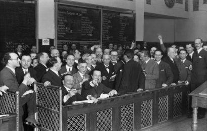 Pražská akciová burza slaví 150 let