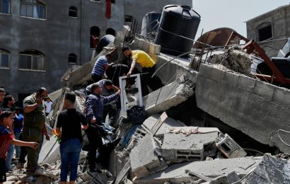 Putin orders plan for evacuation of Russians from Gaza