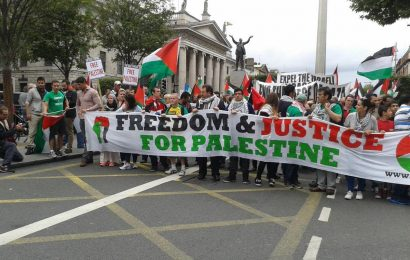 Irsko je první zemí EU, která obvinila Izrael z anexe