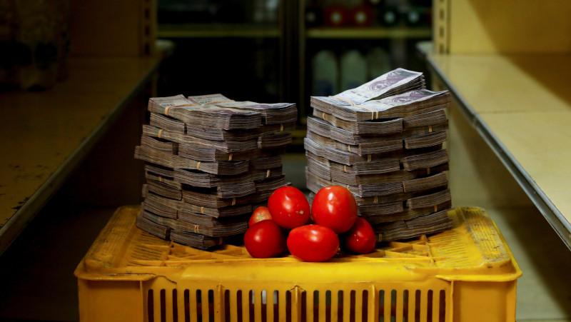 Venezuela zvýší minimální mzdu o 289%