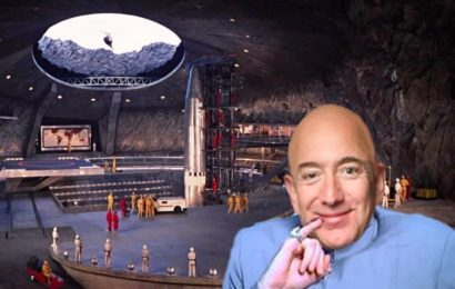 Petitions To Keep Bezos From Returning To Earth Next Month Signed By Over 56,000 People