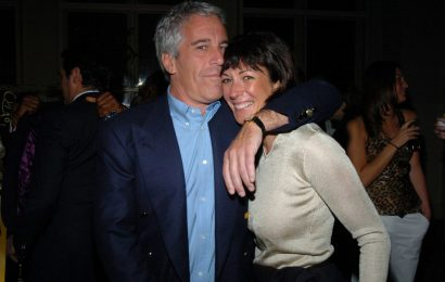 Ghislaine Maxwell: a morally bankrupt person