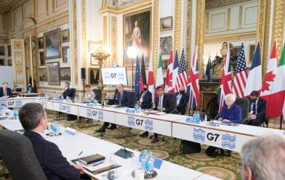 G7 se dohodla na DzP globálních firem ve výši 15%