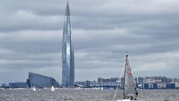 Design: Lachta Centr – nejsevernější mrakodrap světa