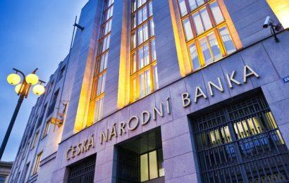 Devizové rezervy České národní banky: 139,6 miliardy eur