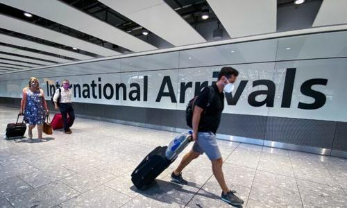 Heathrow Airport Passenger Numbers Remain Almost 90% Down From Pre-Pandemic Levels