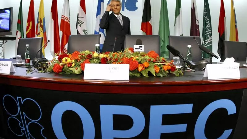 OPEC and allies to decide on crude production policy