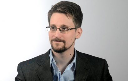 Ed Snowden Exposes The 'Insecurity' Industry