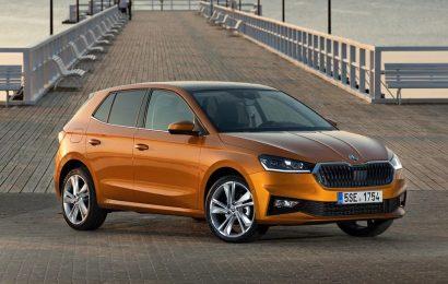 První snímky nové generace vozu Škoda Fabia