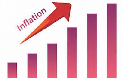 Výrobní inflace stále na vzestupu