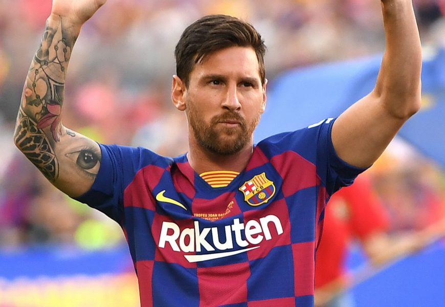 Messi dostane výplatu i v klubové kryptoměně PSG