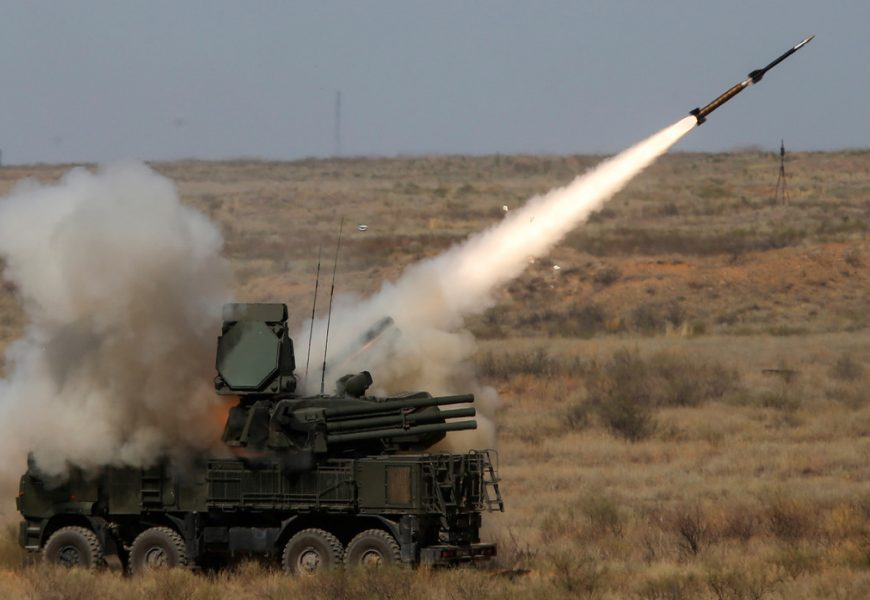 Syrian air defenses downed 22 Khazarian missiles fired from Lebanese airspace