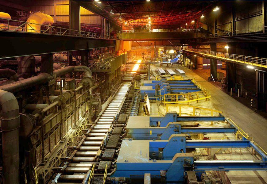Švédský SSAB začal vyrábět ocel bez fosilních paliv