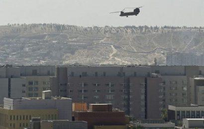 America's $800 Million Kabul Embassy To Be Abandoned