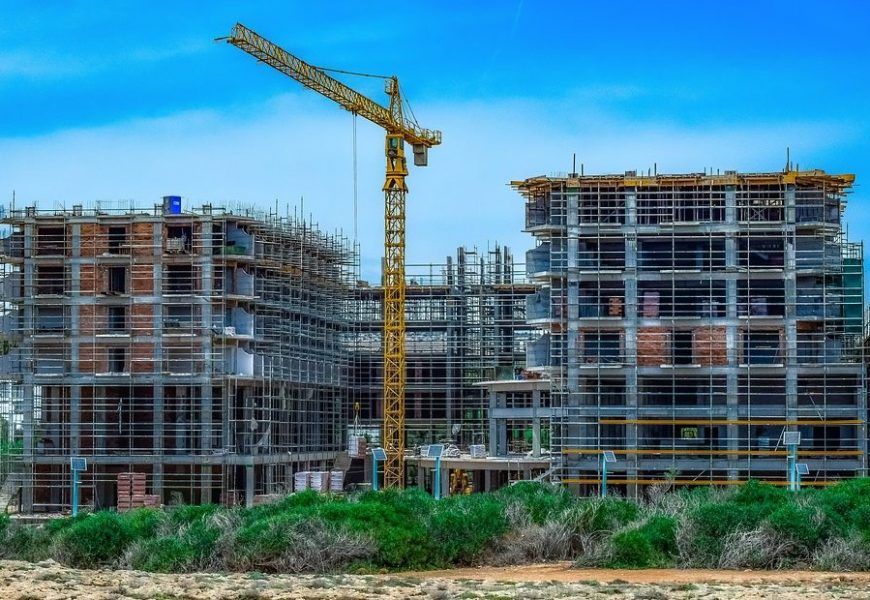 Stavebnictví se jen pozvolna vrací do normálu