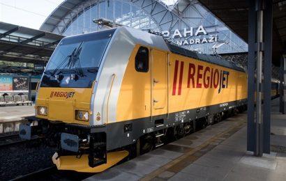 RegioJet slaví 10 let na kolejích