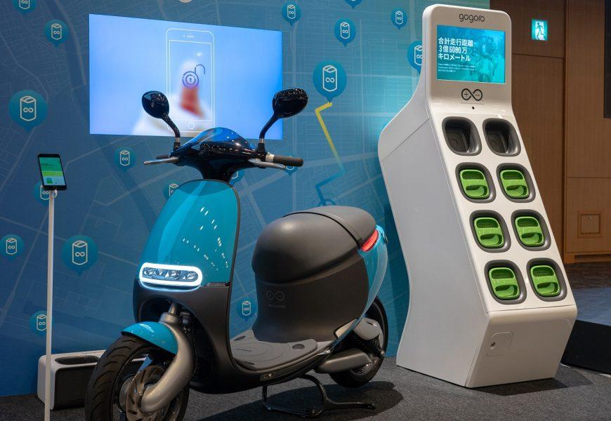 Než přijde nová technologie – Tchaj-wan razí výměny baterií